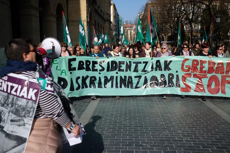 2019 0220 11524700 Nuevas críticas de ELA a los servicios mínimos de la huelga de residencias