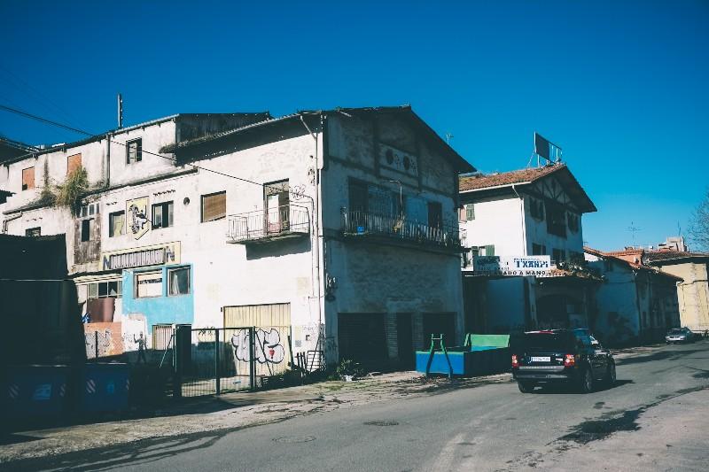 Barrio de El Infierno. Foto de archivo: Santiago Farizano
