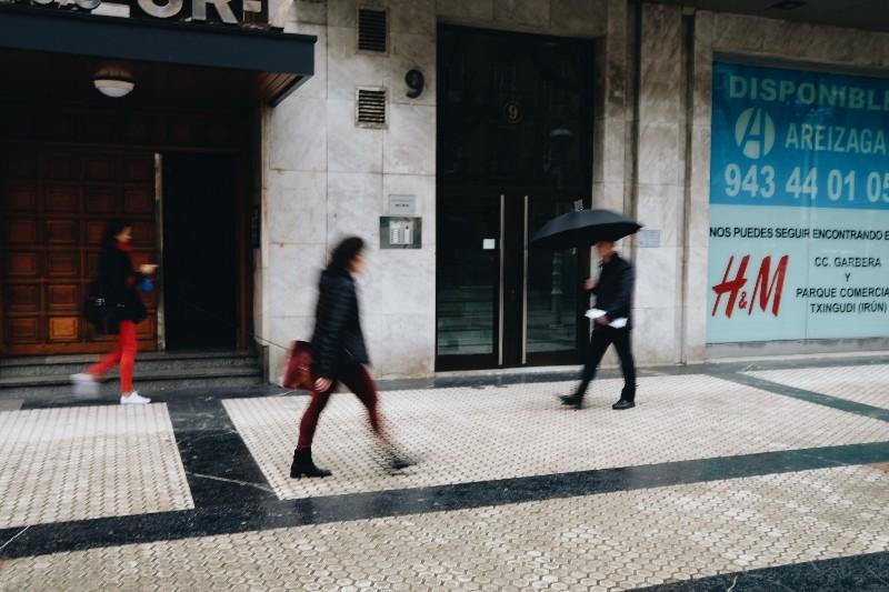 Número 9 de la Avenida de la Libertad, donde se colocará la primera placa de homenaje. Foto: Santiago Farizano.