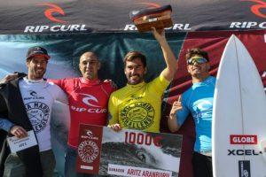 Aritz Aranburu ganador 300x200 - Aritz Aranburu se lleva la Albarca del Santa Marina Challenge