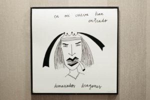 DSCF1703 300x200 - Las mujeres de la ilustradora Layayaletuca, desde hoy, en Donostia