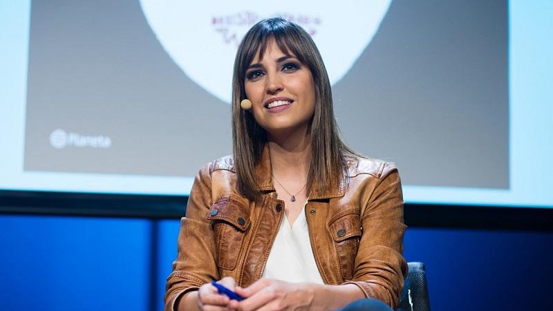 La periodista Sandra Sabatés, premiada en la categoría de Comunicación.