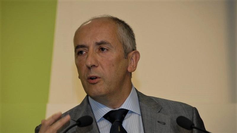 Josu Erkoreka, consejero vasco de Autogobierno. Foto: PNV.