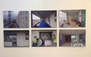 Expo Santa Teresa2 300x189 - El trabajo premiado con el 'Mies van der Rohe' se puede ver en el Instituto de Arquitectura en Donostia