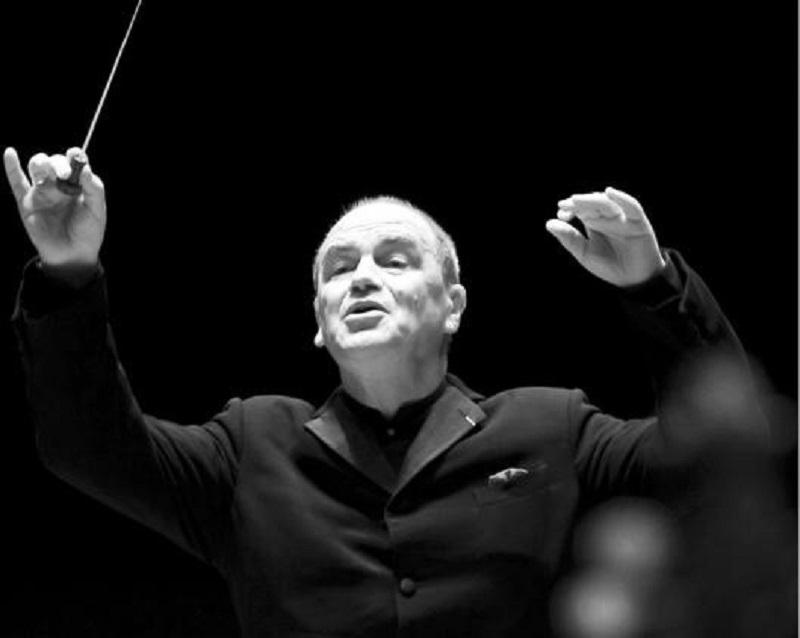 Hans Graf volverá a llevar la batuta de la Orquesta Sinfónica de Euskadi. Foto. OSE.