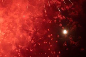 DSCF1292 300x200 - Los donostiarras aplauden a la pirotécnica Vulcano