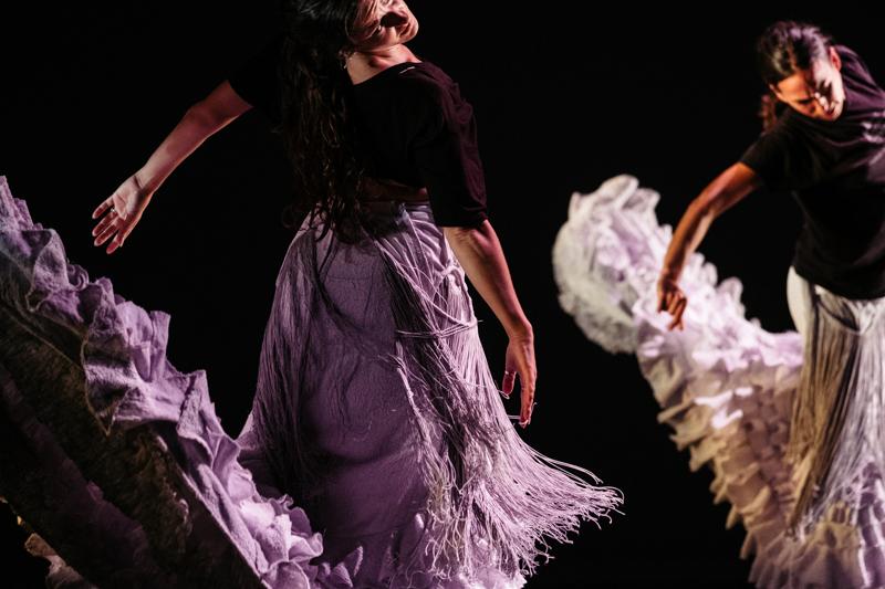 DSCF7656 Noche flamenca en el Victoria Eugenia con la Quincena Musical