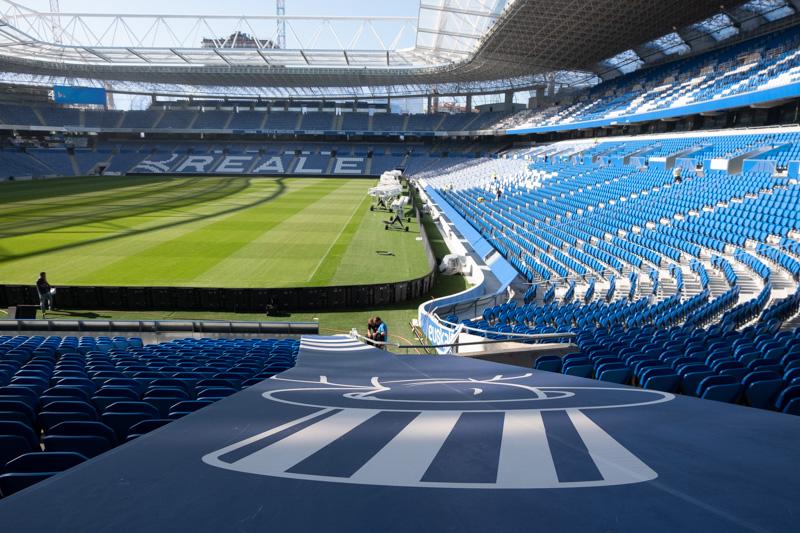 El Reale Arena. Foto: Santiago Farizano