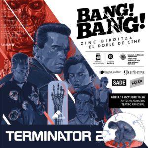 terminator2cartel 300x300 - Terminator 2 abrirá la sexta edición del Bang Bang Zinema