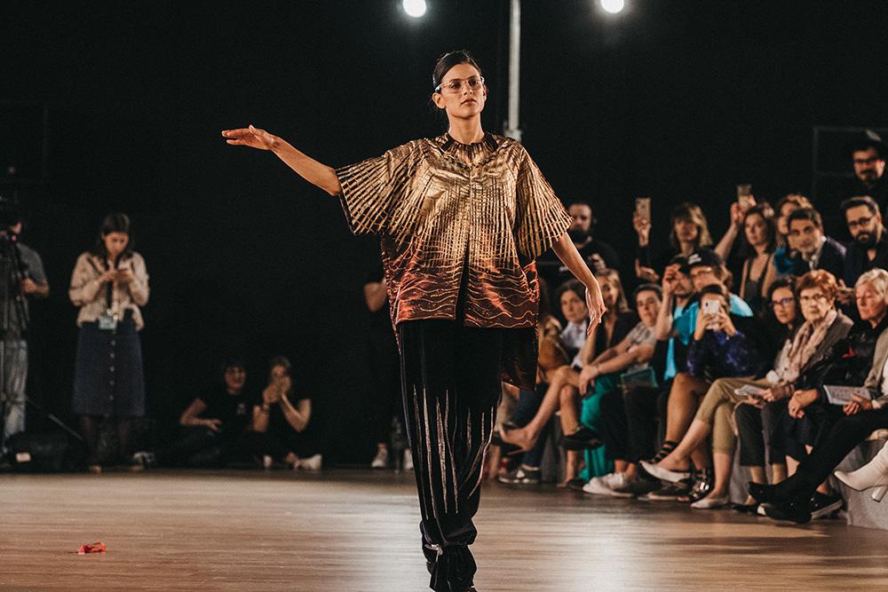 Amagoia principal - Las diseñadoras de Kutxa Kultur Moda se ganan el aplauso del público