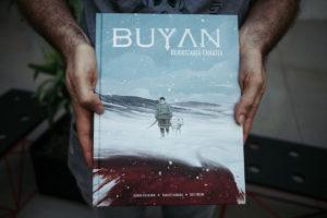 DSCF5556 300x200 - 'Buyan': El cómic en euskera de tres gipuzkoanos que cumplen el sueño americano