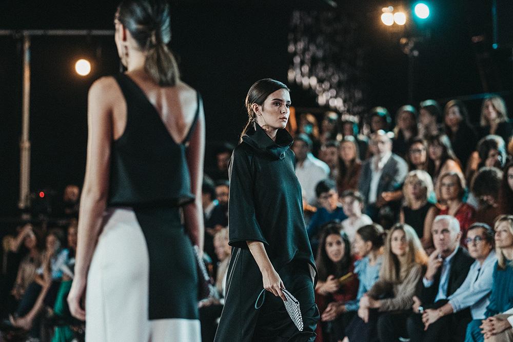 FannyAlonso principal - Las diseñadoras de Kutxa Kultur Moda se ganan el aplauso del público