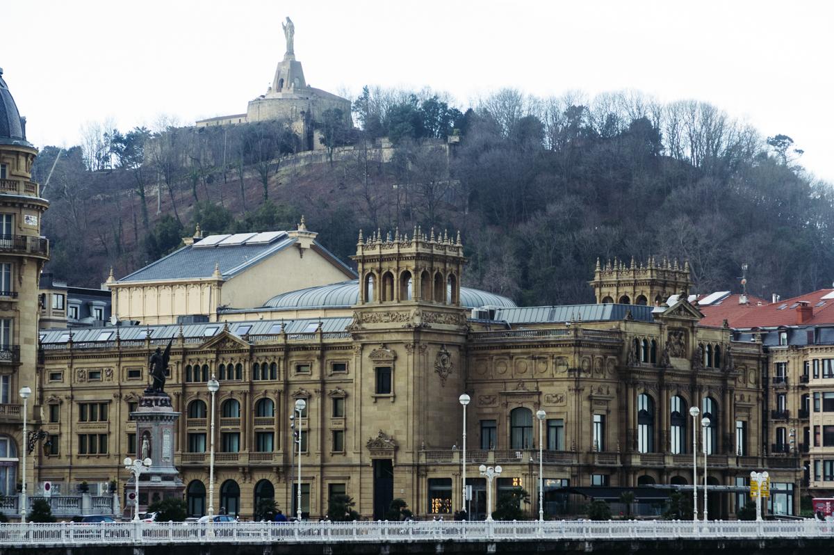 Teatro Victoria Eugenia. Foto: Santiago Farizano