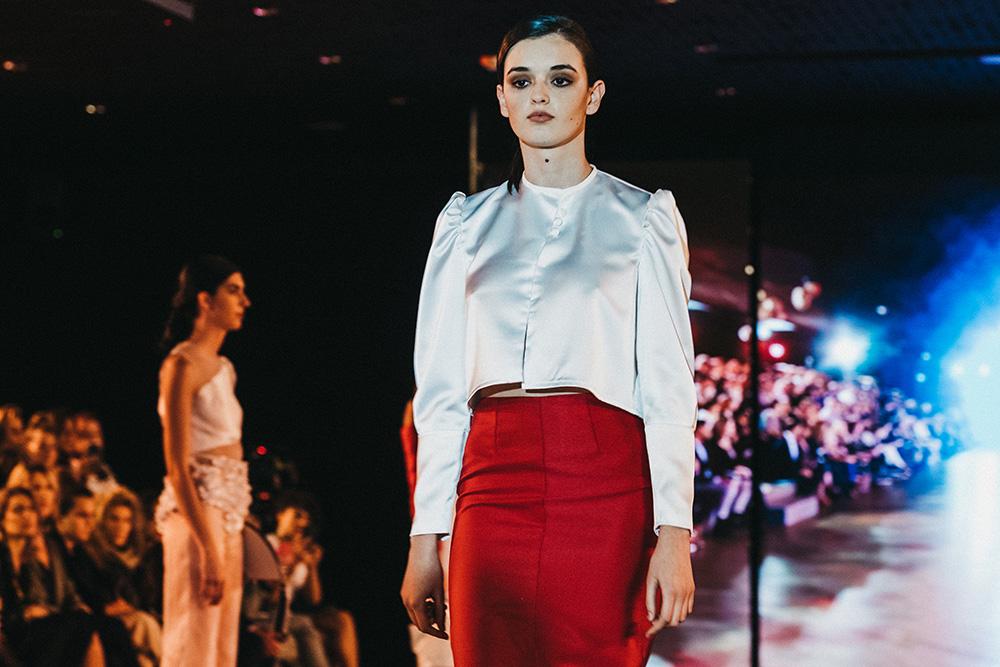 Ione principal - Las diseñadoras de Kutxa Kultur Moda se ganan el aplauso del público