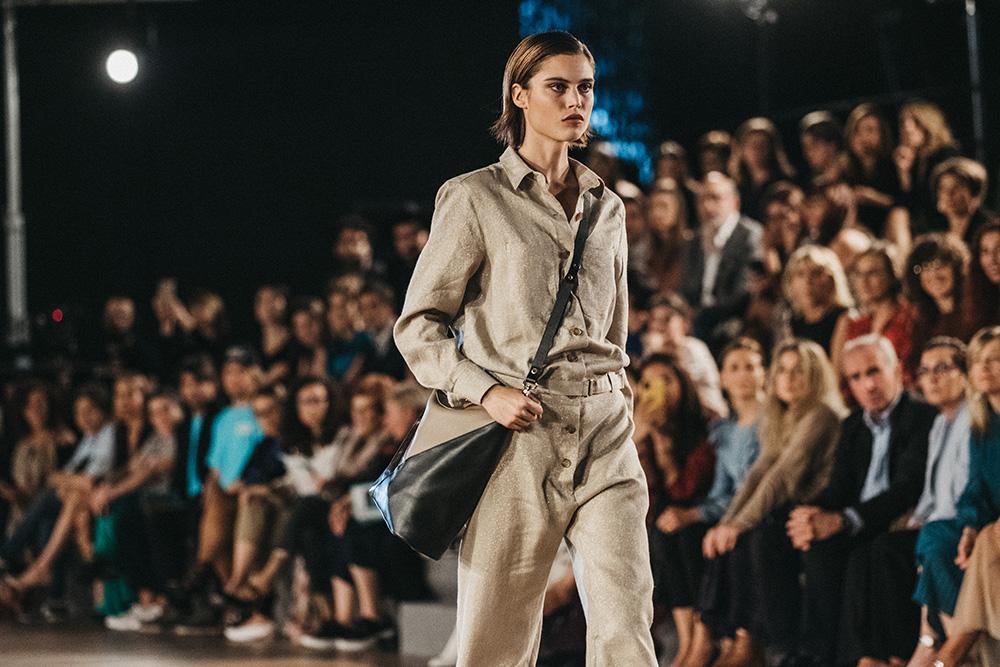 Maixala principal - Las diseñadoras de Kutxa Kultur Moda se ganan el aplauso del público