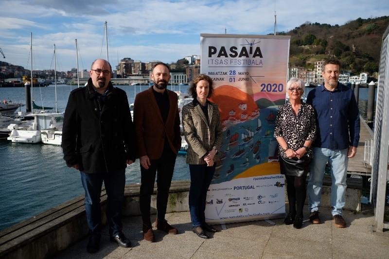 2020 0116 13043400 800x533 1 Tres embarcaciones históricas confirman ya su presencia en Pasaia Itsas Festibala