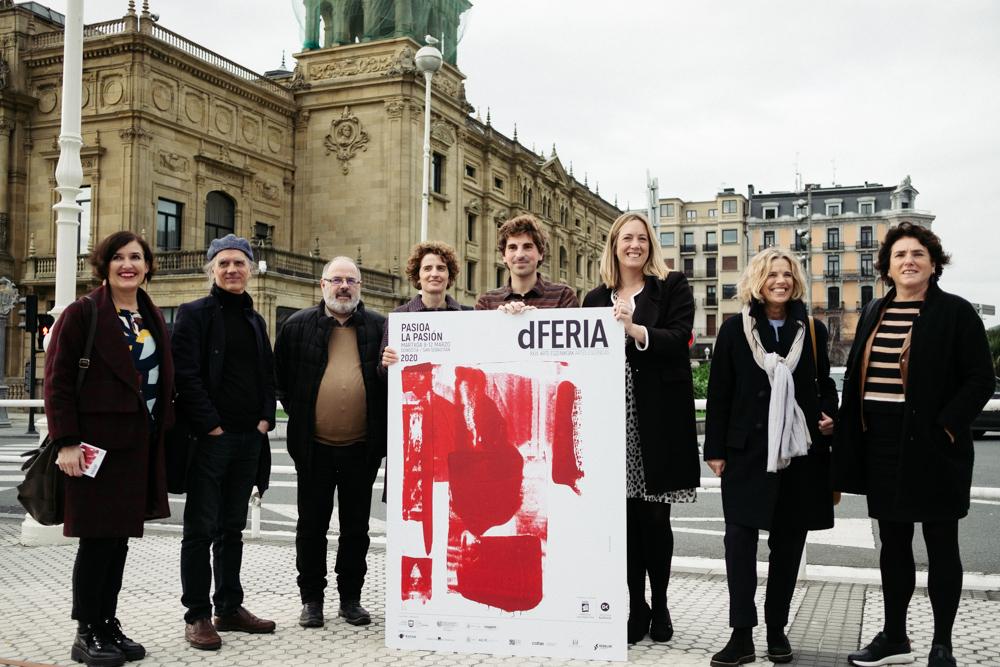 Presentación de la nueva edición de dFERIA, que se celebrará entre el 9 y el 12 de marzo. Foto: Santiago Farizano
