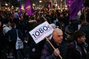 DSCF3005 Gobierno vasco y sindicatos se enrocan en sus propias lecturas de la huelga