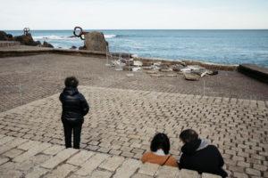 DSCF8759 Donostia, de nuevo a merced del mar
