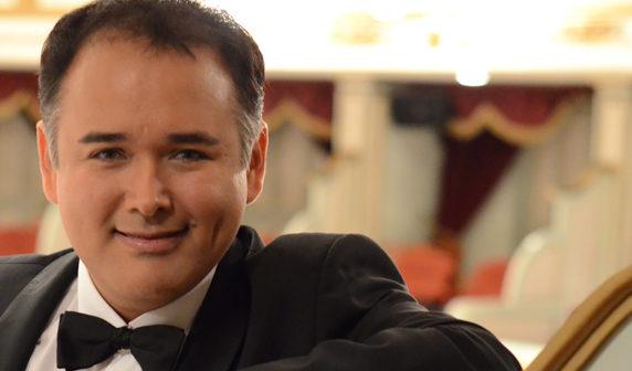 Javier Camarena El gran tenor Javier Camarena vuelve este jueves al Kursaal