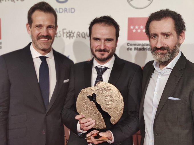 Premios Forque 'La trinchera infinita', Mejor Película en los Premios Forqué
