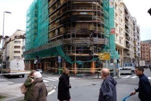 2020 0227 11175400 copy 1024x683 Sin daños personales en el incendio de la calle Secundino Esnaola