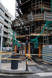2020 0227 11182400 copy 1024x1536 Sin daños personales en el incendio de la calle Secundino Esnaola