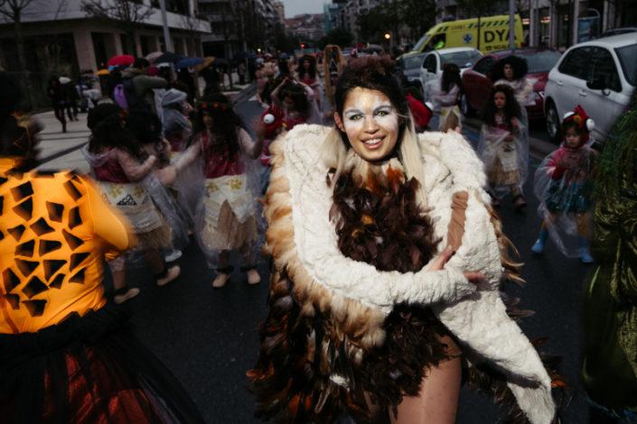 DSCF1605 Últimos coletazos del Carnaval donostiarra