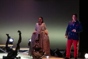 DSCF5703 Todo listo para vibrar en el Kursaal con Don Giovanni