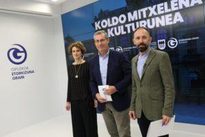 KMK 300x200 - Luz verde al nuevo Koldo Mitxelena que cerrará en primavera para las obras