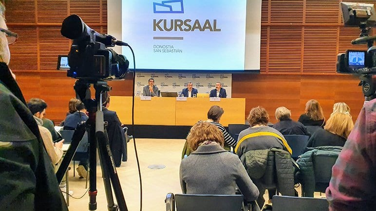 Kursaal balance El Kursaal produjo un impacto económico de 52 millones el pasado año
