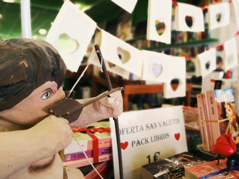 San Valentin Fundación Emaús apuesta por los libros para celebrar San Valentín
