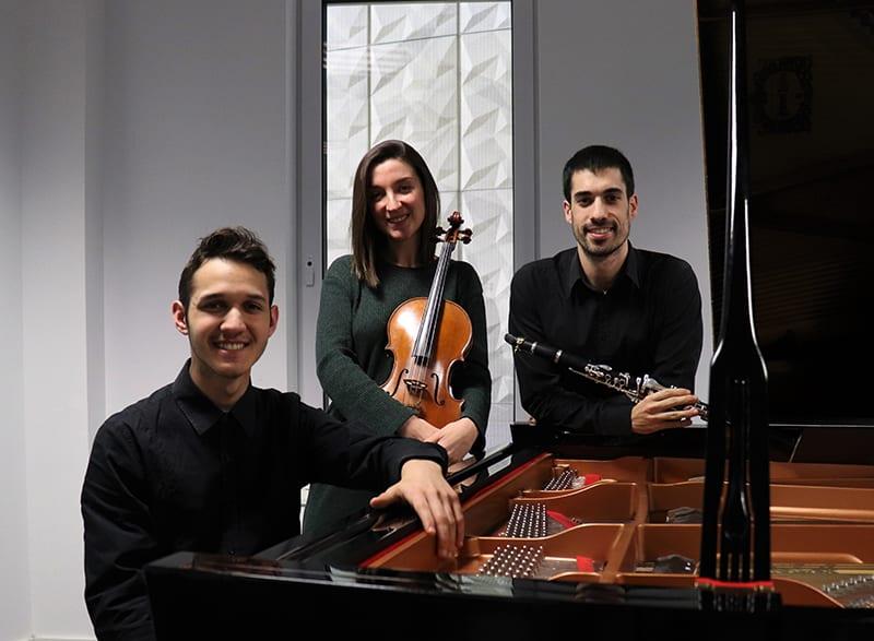 Trio Xarma Hirukotea 1 Xarma hirukotea-k inauguratu du Ganbera Musikaren XI. Zikloa