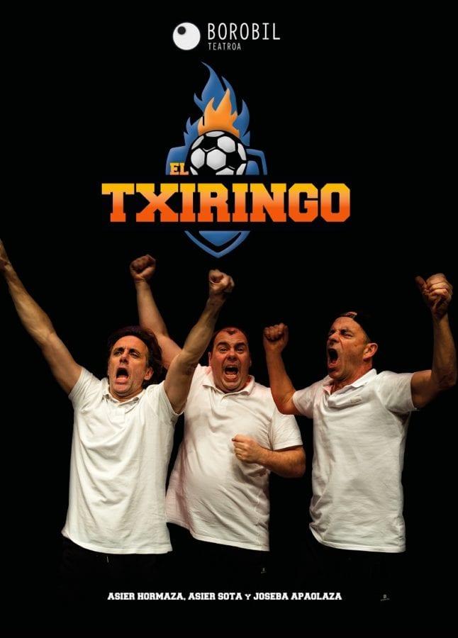 El Txiringo, tertulia futbolera loca este jueves en Korner