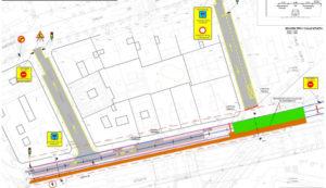 iztueta2 300x173 - Las obras del viaducto de Iztueta arrancarán el 9 de marzo