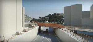 iztueta3 300x138 - Las obras del viaducto de Iztueta arrancarán el 9 de marzo