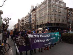 residencias2 300x225 - Son ya 221 días de huelga en las residencias de mayores de Gipuzkoa