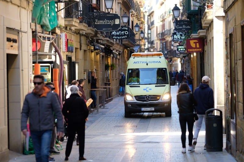 2020 03 14 12.32.34 Son 630 contagios por coronavirus en Euskadi, 63 en Gipuzkoa