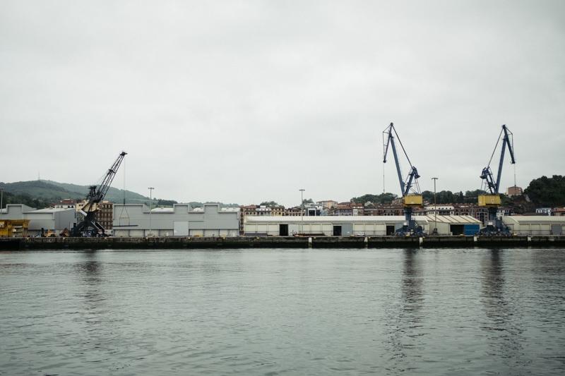Puerto de Pasaia. Foto: Santiago Farizano