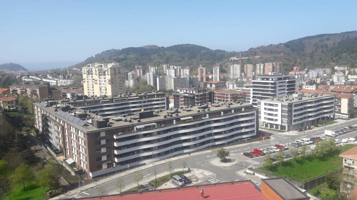 Barrio de Altza. Foto: N.S