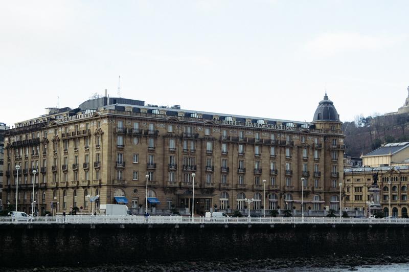 Hotel María Cristina. Foto: Santiago Farizano