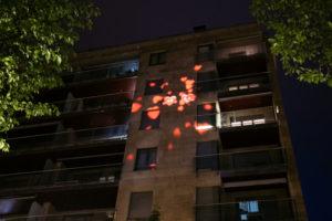 DSCF2718 300x200 - 24 de abril/21.30 Riberas de Loiola ilumina su noche por el clima