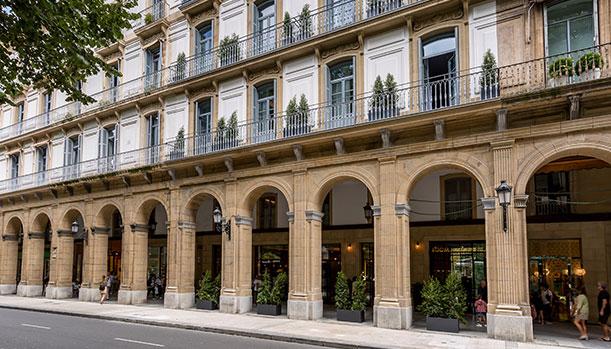 Gorka Room Mate EDP suministrará energía gratuita al Hotel Room Mate Gorka que presta servicios esenciales