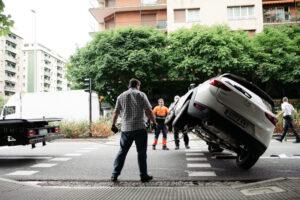 DSCF1006 300x200 - Un turismo se da a la fuga tras causar un accidente en la Avenida de Madrid