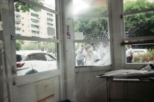 DSCF1025 300x200 - Un turismo se da a la fuga tras causar un accidente en la Avenida de Madrid