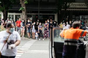 DSCF1029 300x200 - Un turismo se da a la fuga tras causar un accidente en la Avenida de Madrid