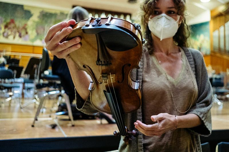 DSCF9835 2 Euskadiko Orkestra vuelve con ocho conciertos que se emitirán por televisión
