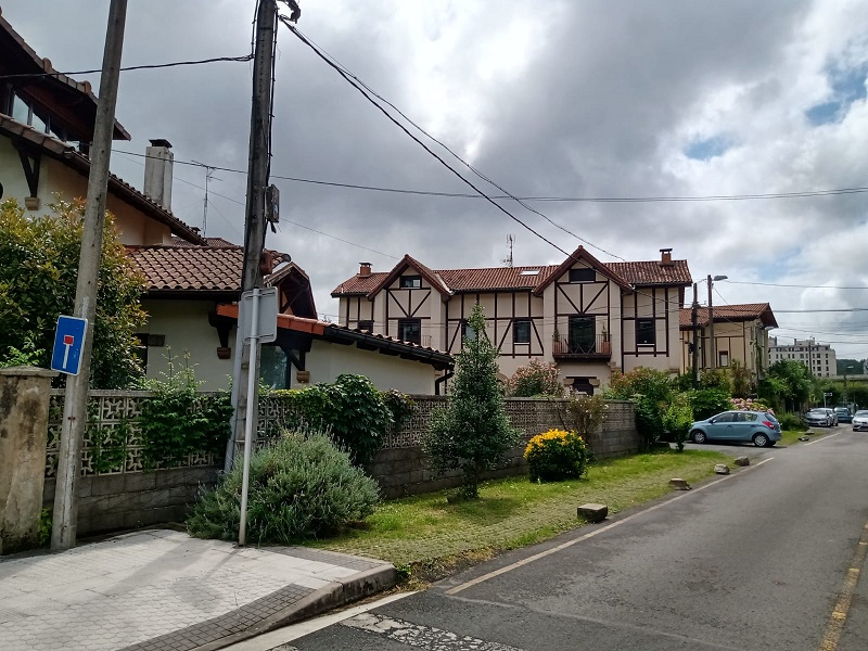Ciudad Jardín en Loiola. Foto: Santiago Farizano