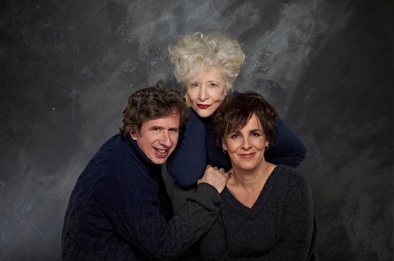 Gabino Diego, Magüi Mira y Cecilia Solaguren, 'Los mojigatos'. Foto: Donostia Kultura