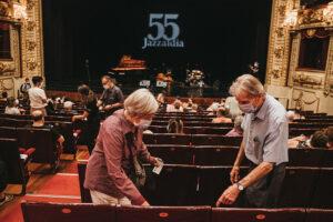 DSCF4627 300x200 - El Victoria Eugenia vibra con el homenaje a Charlie Parker en su centenario